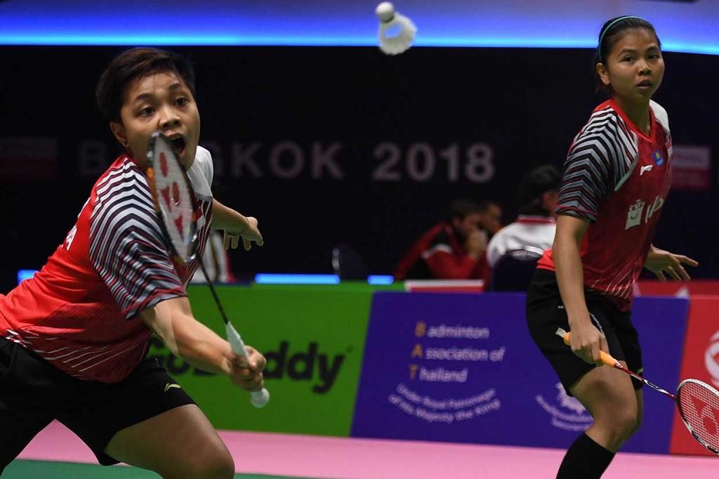 Piala Uber, Indonesia Runner Up Grup D
