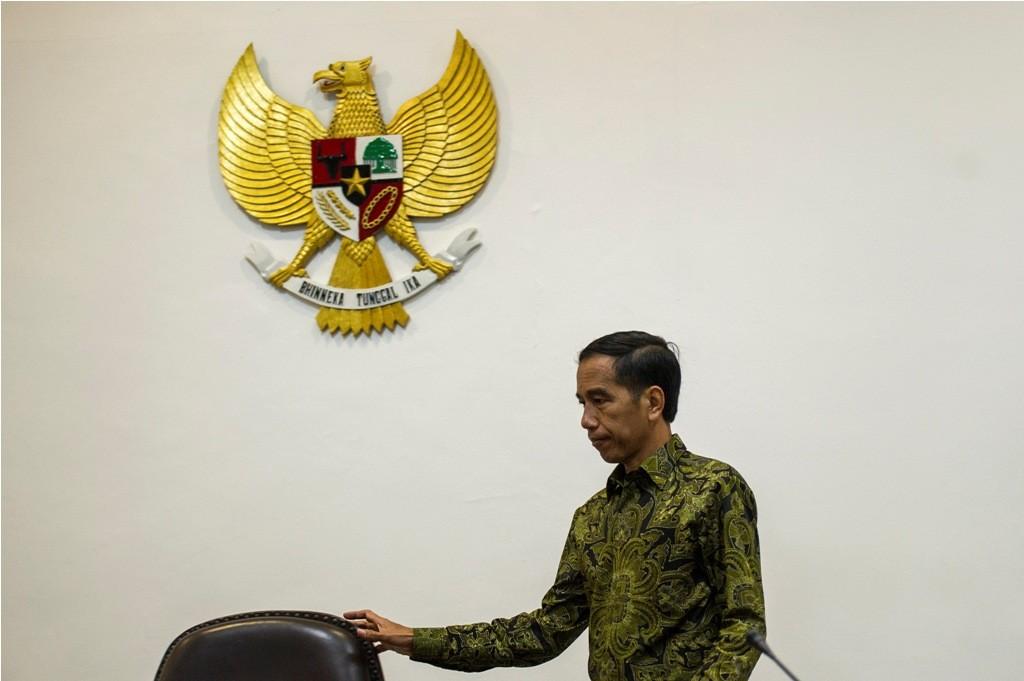 Ilustrasi--Presiden Joko Widodo--Antara/Ismar