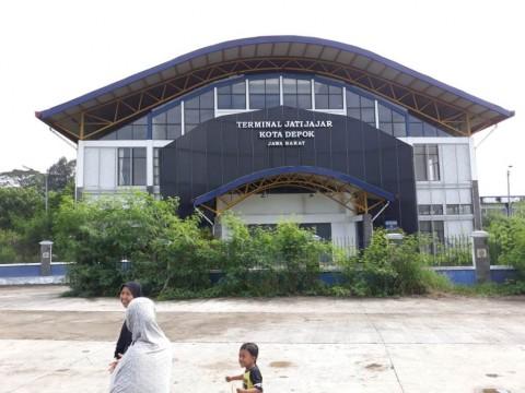 Mandek, Proyek Terminal Jatijajar Menunggu Serah Terima