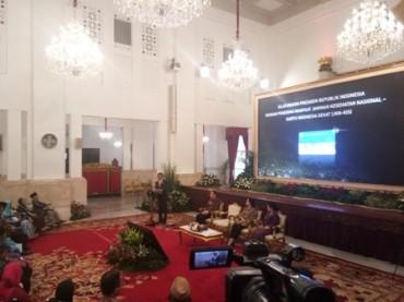 Jokowi Berharap JKN-KIS tak Sampai Digunakan