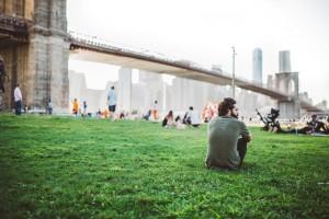 Mencari Angin Segar, Cara Sederhana Redakan Stres