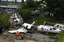 Tidak Ada Korban Tewas dalam Kecelakaan Pesawat Honduras