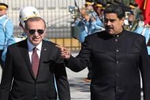 Erdogan Ucapkan Selamat kepada Maduro