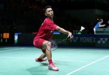 Jonatan Kalah, Tim Thomas Indonesia Kembali Tertinggal