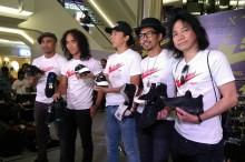 Slank Rilis Sneakers Rancangan Sendiri