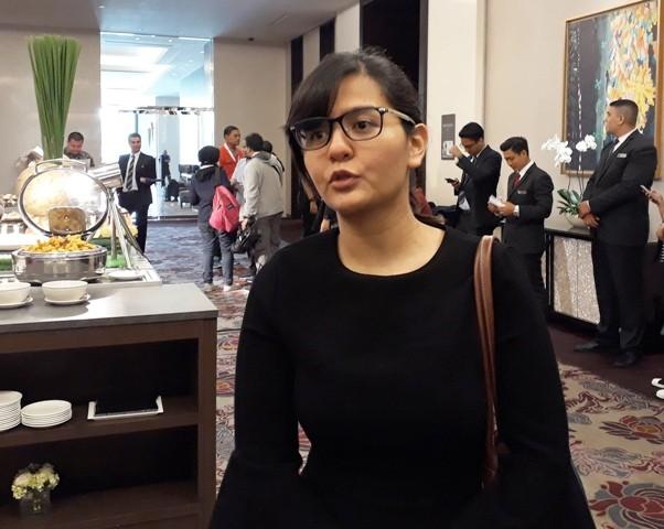 Sekretaris Jenderal PSSI Ratu Tisha-Medcom.id/Patrick