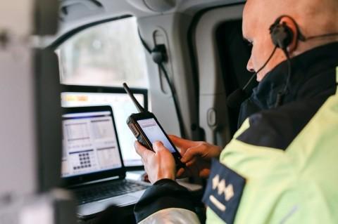Solusi Nokia Command Center Broadband untuk Kondisi Darurat