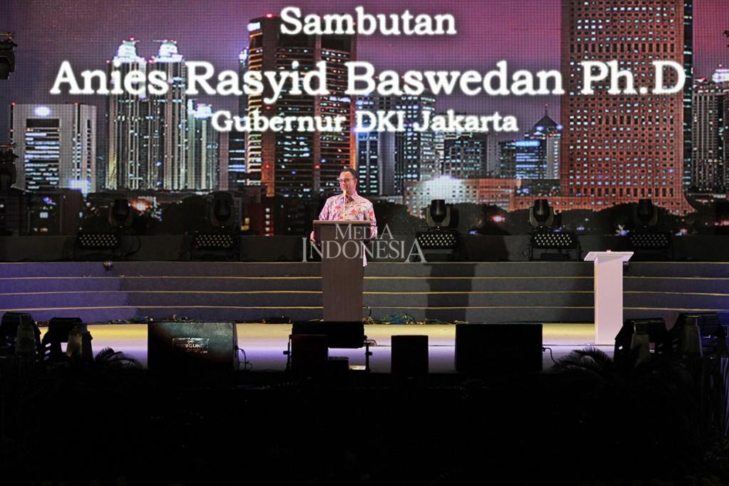 Anies Buka Jakarta Fair Kemayoran 2018