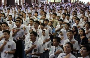 Kemendikbud Bentengi OSIS untuk Tangkal Radikalisme di Sekolah