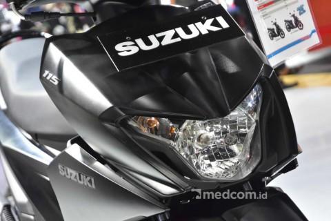 Harga Suzuki Nex II Terkuak, Termurah Rp13,95 Juta