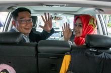 Atalia Berbagi Tugas Kampanye dengan Ridwan Kamil