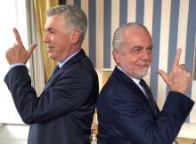 Carlo Ancelotti Resmi Latih Napoli