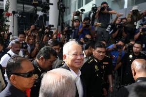 Najib Razak Kembali Diperiksa Terkait Skandal 1MDB