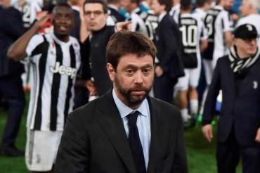 Juventus akan Temui FIFA untuk Rombak Format Liga Champions
