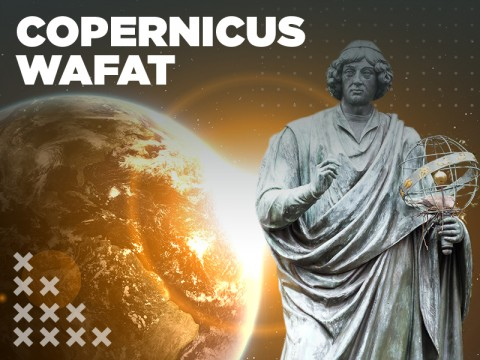 Pada Hari Ini: Copernicus Wafat