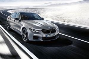 BMW M5 Competition Semakin Ganas