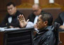 Anas Bantah Ajukan PK Terkait Pensiun Artidjo