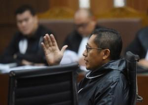 Anas Bantah Ajukan PK karena Artidjo