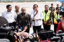 Jokowi Pastikan BIJB Siap Melayani Mudik Lebaran