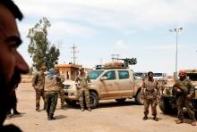 Pemerintah Suriah Klaim AS Serang Pos Militer