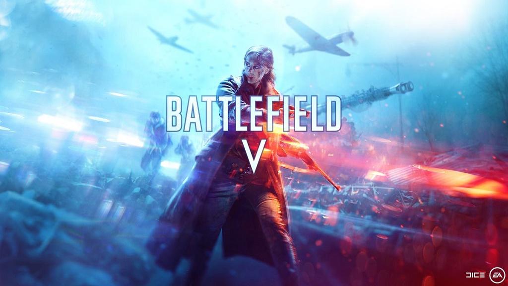 Tampilan depan dari Battlefield V.