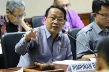 Pedagang Pasar Kemiri Muka Depok Adukan Konflik Lahan ke DPD
