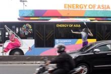 TransJakarta akan Antar Warga hingga <i>Venue</i> Asian Games