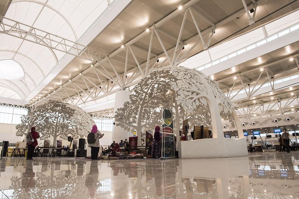 Mengintip Mewahnya Bandara Kertajati