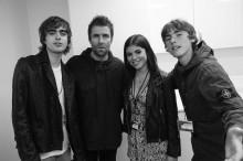Momen Liam Gallagher Pertama Kali Bertemu Putrinya Setelah 20 Tahun
