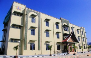 Rusunawa untuk santri di Padang