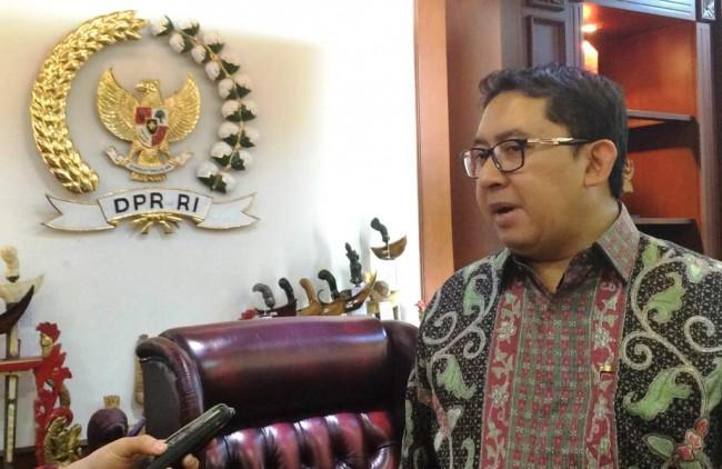 Wakil Ketua DPR RI Fadli Zon. Foto: Medcom.id/Anindya Legia Putri.