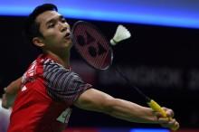 Jonatan Christie Bawa Indonesia Berbalik Ungguli Malaysia