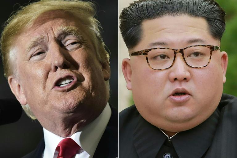 Trump merasa pernyataan dan komentar Korut kepada AS sangat berbahaya dan membuka peluang untuk bermusuhan kembali. (Foto:AFP)