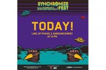 NDX AKA akan Tampil di Synchronize Festival 2018