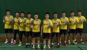 Tim Thomas Indonesia Tantang Tiongkok di Semifinal