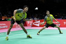 Kesan Rian/Fajar usai Pastikan Tiket Semifinal untuk Indonesia