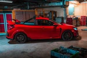 Honda Civic Type R Berubah jadi <i>Pick-up</i> Keren