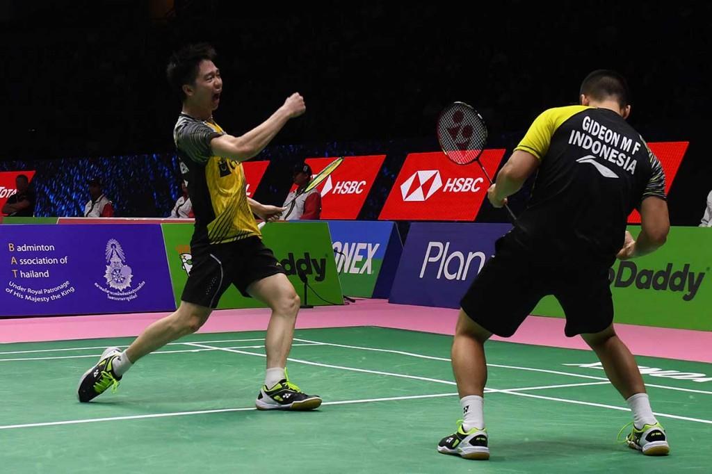 Piala Thomas, Indonesia Bertemu Tiongkok di Semifinal