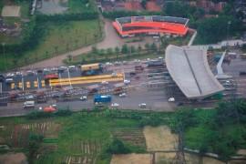 Tol Tangerang-Merak Disesaki 2 Juta Kendaraan saat Mudik