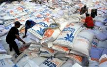 79% Beras Impor Dominasi Bulog Subdrive Karawang