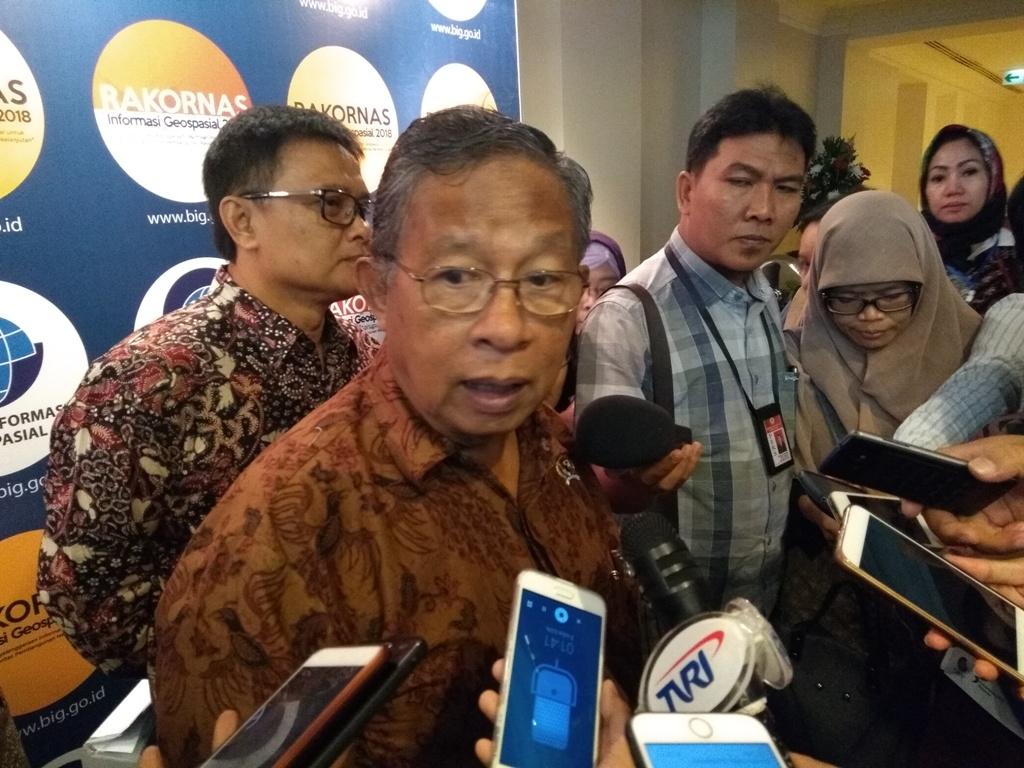 Menko Perekonomian Darmin Nasution. (FOTO: Medcom.id/Kautsar Widya)