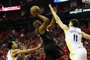 Menegangkan, Rockets Pecundangi Warrios di Game Kelima