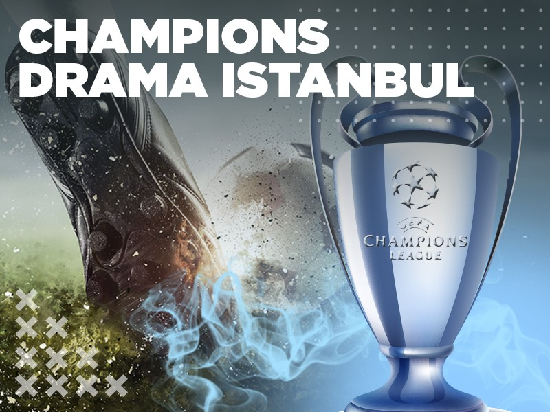 Pada Hari Ini: Champions Drama Istanbul