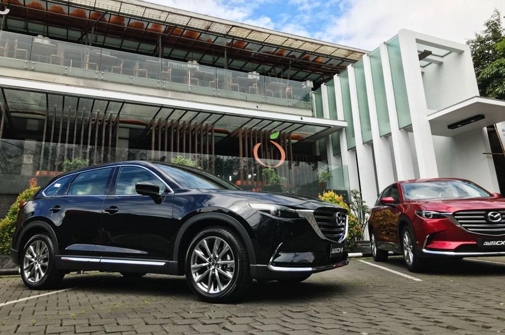 Mazda Motor Indonesia sudah menjual CX-9 di Indonesia. Mazda