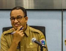 Anies Minta Warga tak Jahil Rusak Atribut Asian Games