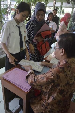 Rerata Nilai UN SMP di Kota Yogyakarta Meningkat