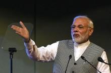 PM India Ditantang Fitnes untuk Kampanye Olahraga