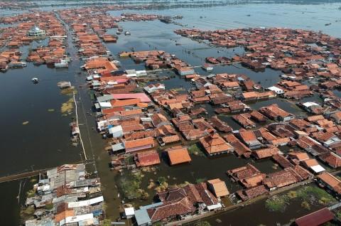 Dana Tanggap Banjir Pemkot Pekalongan Menipis