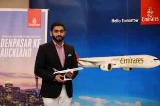 Mulai Juni Emirates Luncurkan Rute Baru Menghubungkan Dubai,