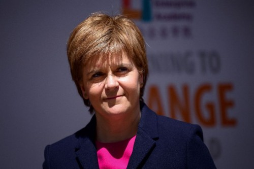 Scotland's First Minister Nicola Sturgeon says a report claiming